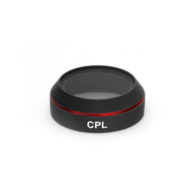 Filtre CPL pour DJI Mavic Pro - vue de face