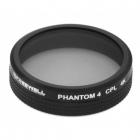 Filtre CPL pour Phantom 4 Pro / Pro +
