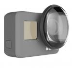 Filtre macro pour Hero5 Black - PolarPro - vue de côté