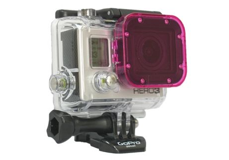 Filtre magenta Polar Pro GoPro Hero3