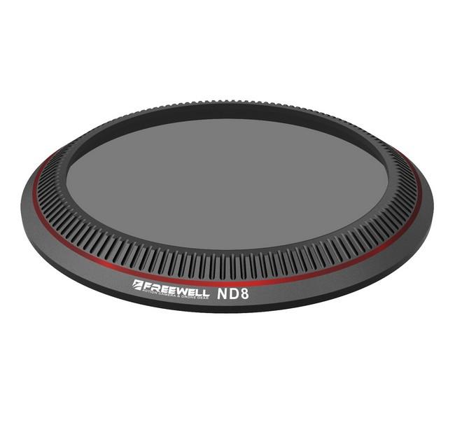 Filtre ND 8 pour DJI Zenmuse X3 Zoom (Osmo Plus) & Z3 (Inspire 1)