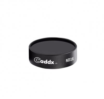 Filtre ND16 pour caméras Turtle V2 et Ratel - Caddx