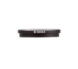 Filtre ND64 pour DJI Zenmuse X3 & Z3 PolarPro - vue de côté