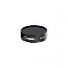 Filtre ND8 pour caméras Turtle V2 et Ratel - Caddx