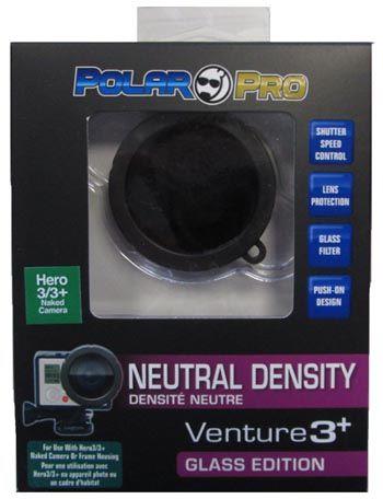 Filtre Polar Pro ND pour GoPro Hero3+ nue