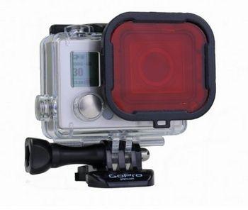 Filtre rouge Aqua3+ Polar Pro