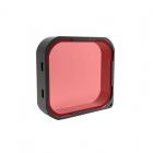 Filtre de plongée rouge pour GoPro Hero 5 Black