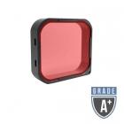 Filtre rouge pour GoPro Hero5/6/7 Black - Reconditionné