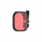 Filtre rouge pour GoPro Hero8 - PolarPro