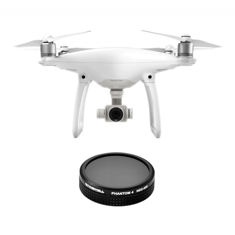 Filtre variable pour Phantom 4 Pro / Pro +