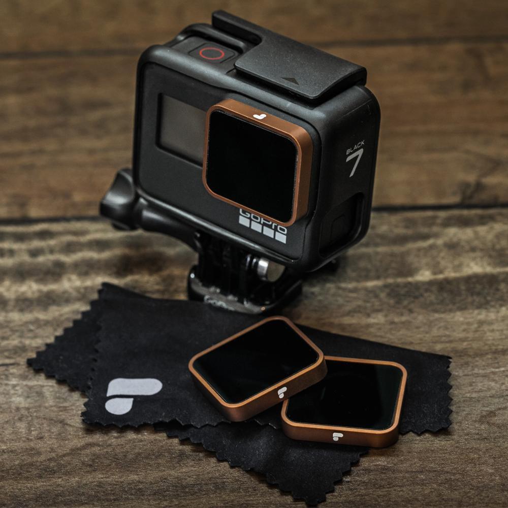 Filtres PolarPro Cinema Series pour Hero5/6 et 7