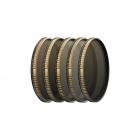Filtres pour DJI Inspire 2 - 46mm Vivid Collection - 5 Pack - Polar Pro