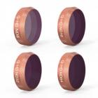 Filtres pour DJI Mavic Air ND Advanced set G-ND8, 16, 32 et 64