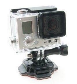 Fixation 360 degrés STS pour GoPro