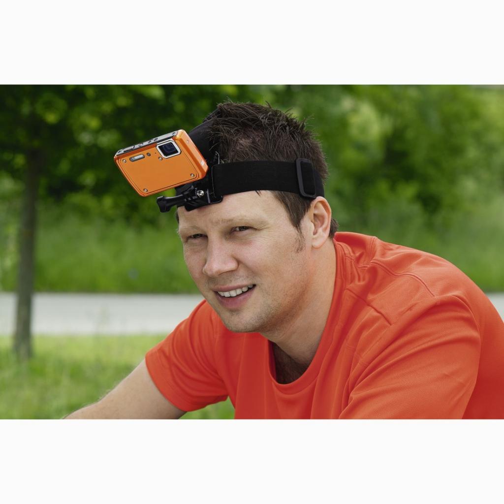 "Fixation/adaptateur 1/4\""  vers accessoires GoPro - Hama"