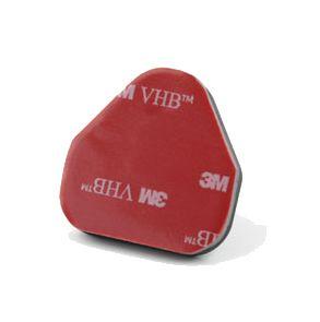 Fixation adhésive plate en métal ReplayXD 1080