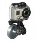 Fixation aimant pour GoPro