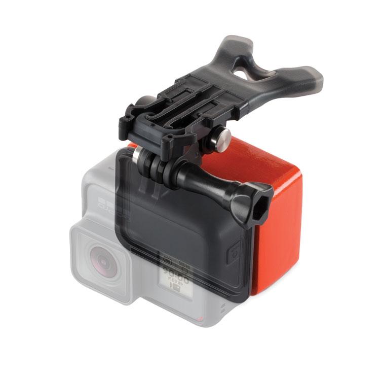 Fixation bouche et floaty pour GoPro Hero5 Black et Hero6 Black