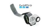 Fixation bracelet pour caméra GoPro HD