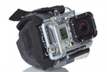 Fixation bracelet pour GoPro Hero 3, 3+ et 4