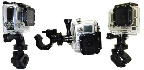 Fixation canon (19mm) pour GoPro - photo 2