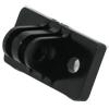 Fixation casque en aluminium pour GoPro