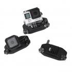 Fixation ceinture et sangle pour GoPro