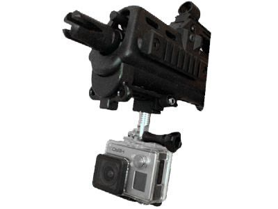 Fixation Gopro pour rail Picatinny STS - photo 2