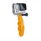 Fixation main couleur pour GoPro
