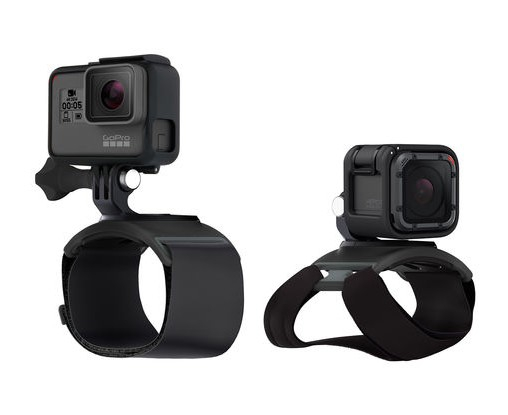 Fixation main et poignet pour GoPro Hero5 Black & Session