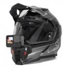 Fixation menton pour casque de moto - Telesin