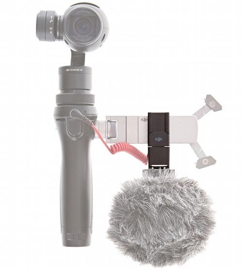 Fixez votre micro ou panneau led et dirigez-le dans le sens que vous souhaitez grâce à sa tête rotative 360°