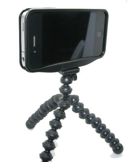 Fixation pied photo pour Iphone 4 et 4S