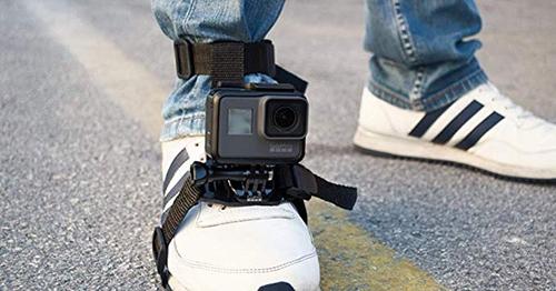 Fixation pied Sliter pour GoPro - Dreampick