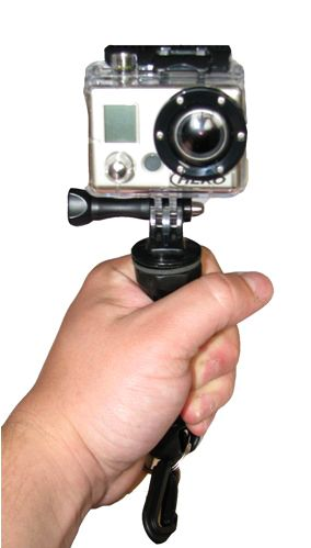 Fixation poing caméra