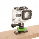 Fixation Quick Mount à visser - 9.Solutions - avec GoPro