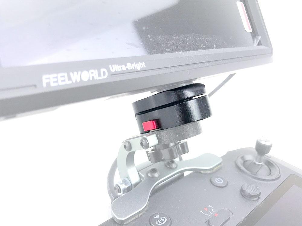 Fixation quick-release pour moniteur - Feelworld