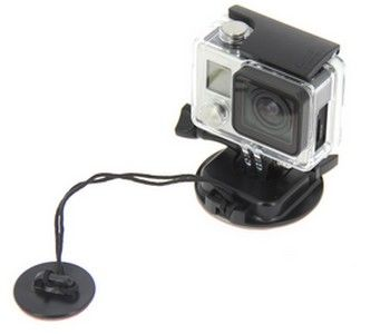 Fixation surf STS pour GoPro