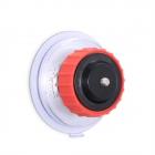 Fixation ventouse avec rotule et adaptateur GoPro pour trépied - Ulanzi