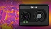Caméra thermique FLIR DUO R (radiométrique) - vue de face