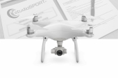 Forfait homologation DJI Phantom 4 advanced