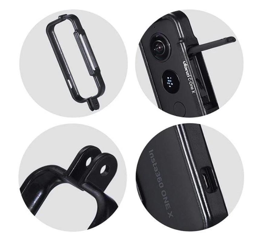 Frame pour caméra Insta360 ONE X - Ulanzi