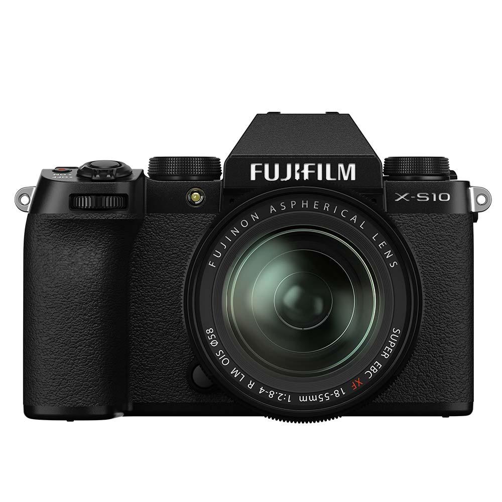 Fujifilm X-S10 avec objectif XF 18-55mm