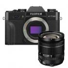 Fujifilm X-T30 avec objectif 18-55mm