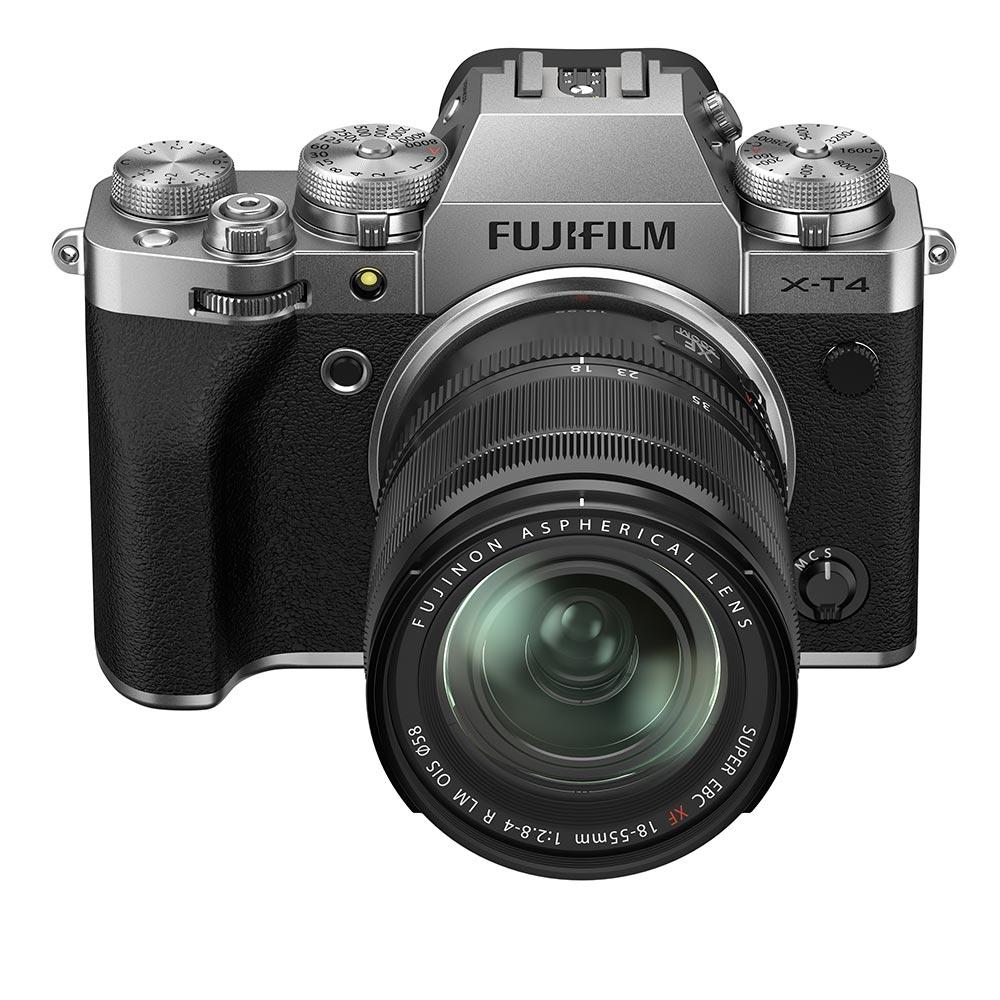 Fujifilm X-T4 avec objectif XF 18-55mm