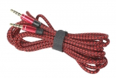FuriousFPV Dock-King Audio Video Cable