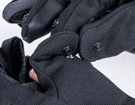 Gants tactiles pour télépilote et photographe - PGYTECH