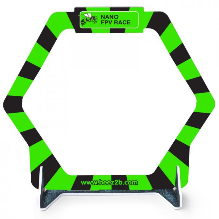 Gate pour nano FPV racer vert