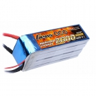 Gens ace 2600mAh 22.2V 25C 6S1P Lipo Battery Pack