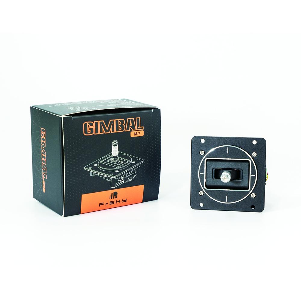 Gimbal M9 et M7 pour Taranis - Vue de la boite